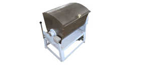 RDH Industrial Horizontal Dough Mixer with Production Capacity 50kg/batch