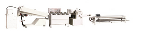 RD350 Multi-functional Center Filled Candy Production Line (Stamping)
